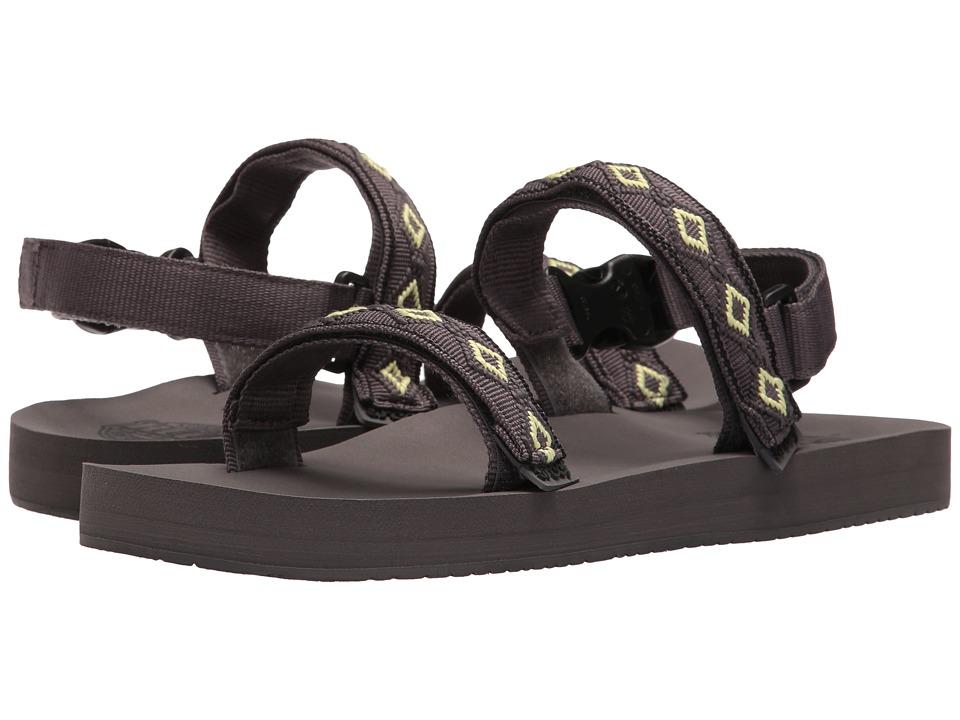 Reef - Convertible (Grey) Women's Sandals