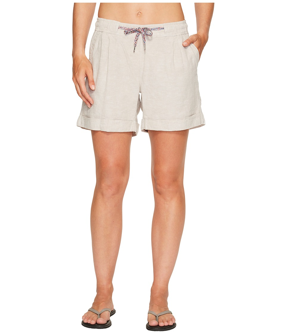 Woolrich - Outside Air Eco Rich Shorts (Vintage Khaki) Women's Shorts