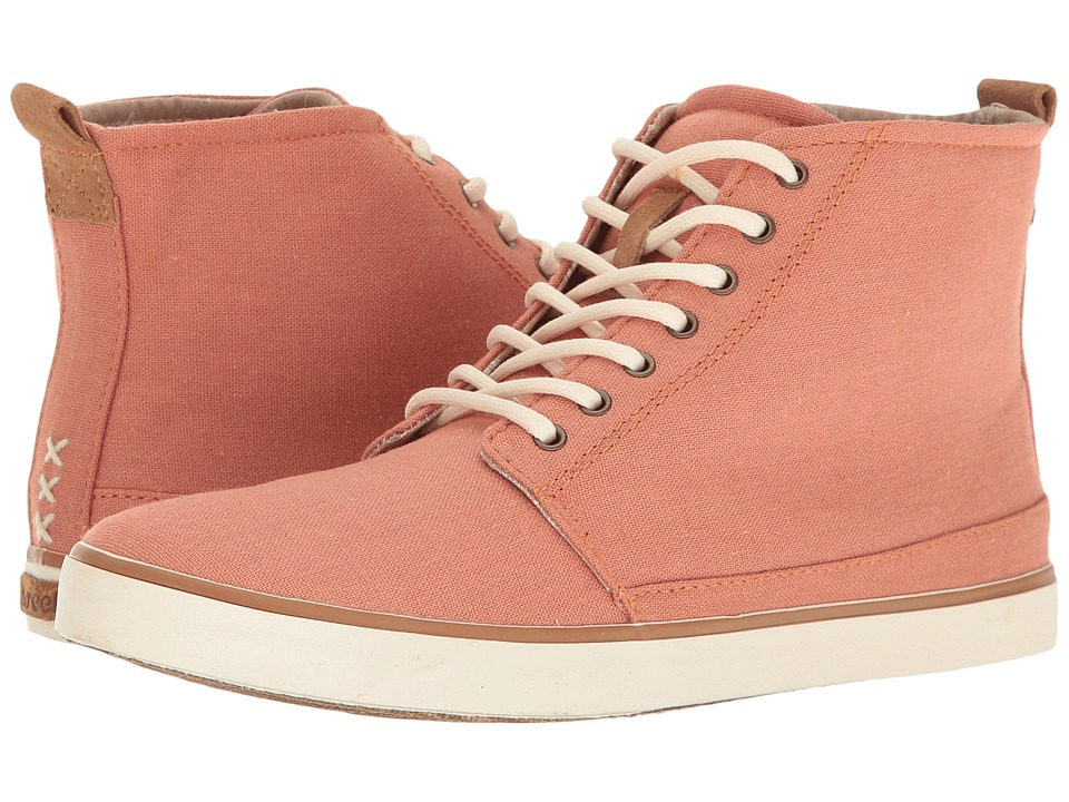 Reef - Walled (Rust) Women's Lace up casual Shoes