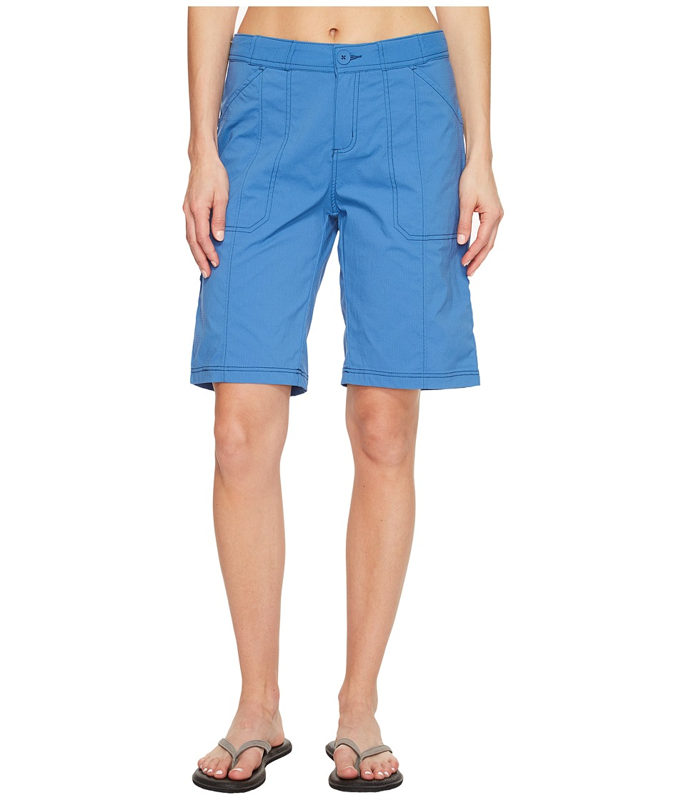 Woolrich - Daring Trail Convertible Shorts (Lapis) Women's Shorts