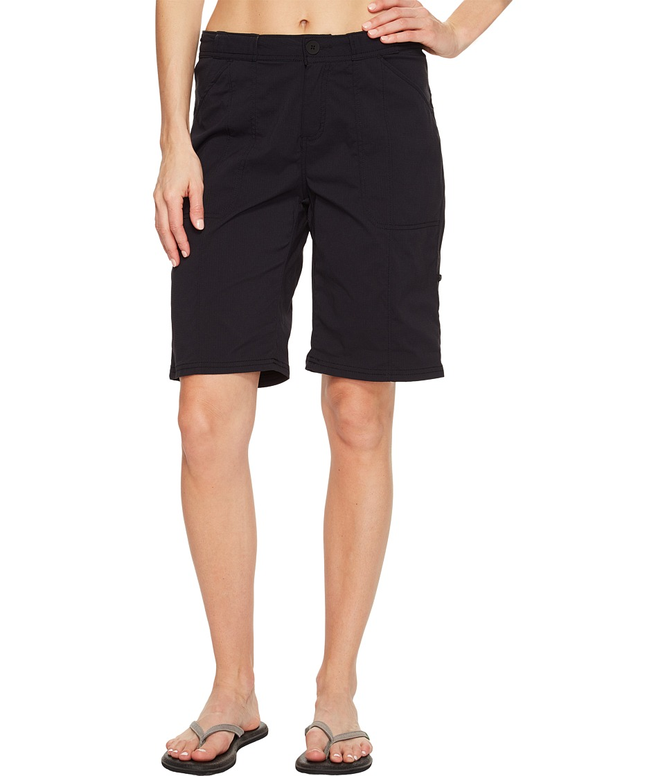 Woolrich - Daring Trail Convertible Shorts (Black) Women's Shorts