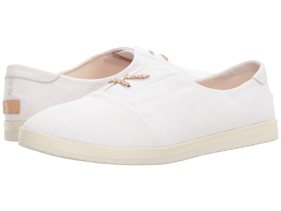 Reef Pennington (White/White) Women