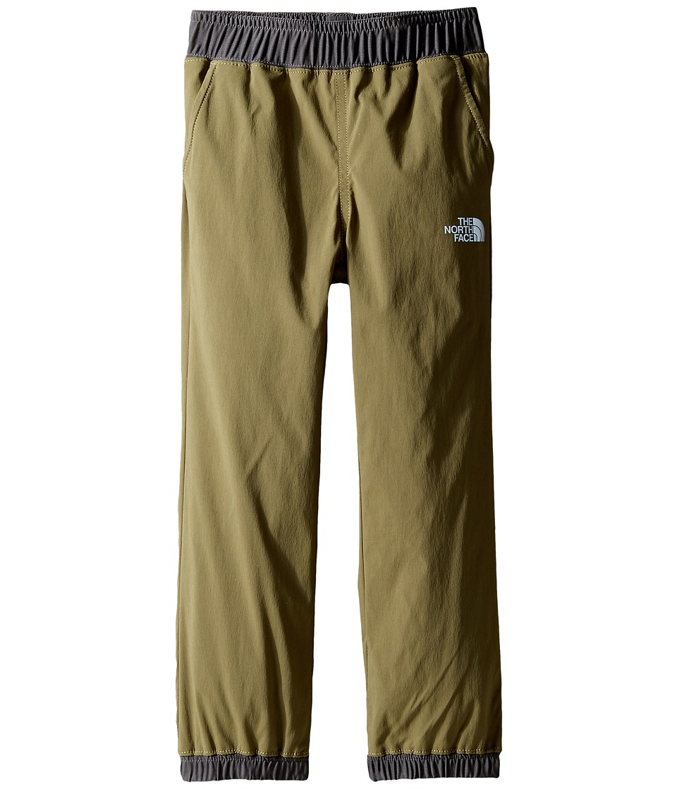 The North Face Kids - Hike Pants (Toddler) (Burnt Olive Green -Prior Season) Boy's Outerwear