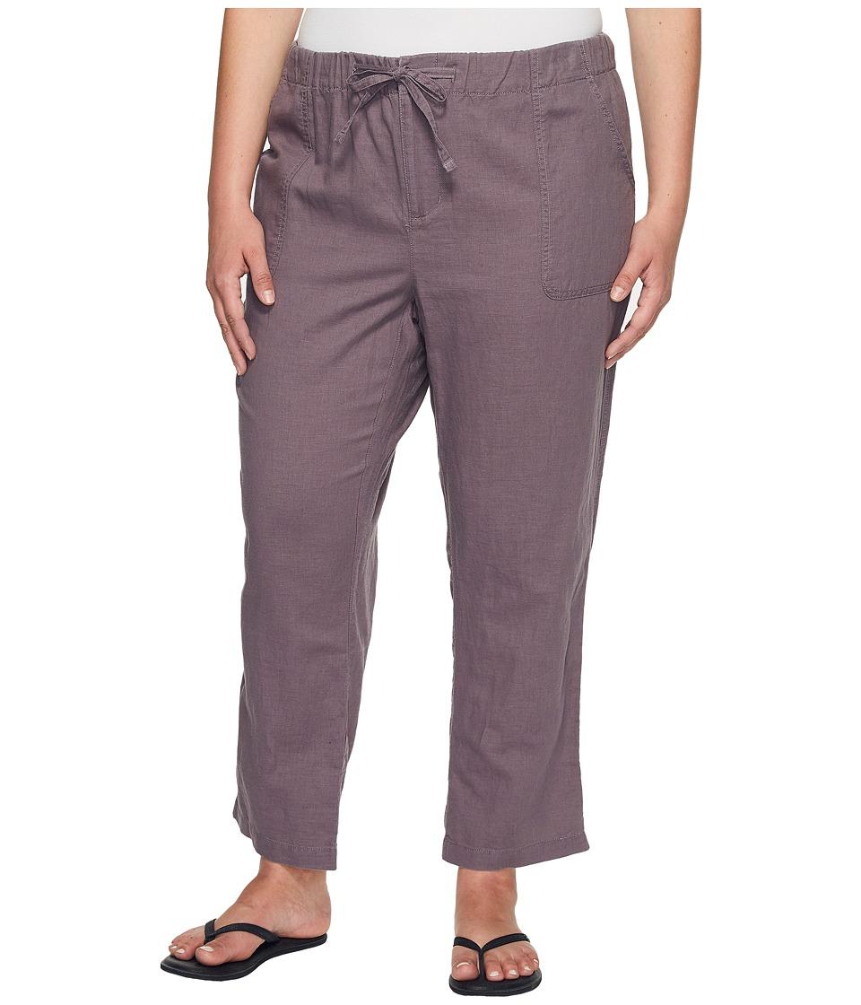 Columbia - Plus Size Coastal Escape Capri Pants (Pulse) Women's Capri