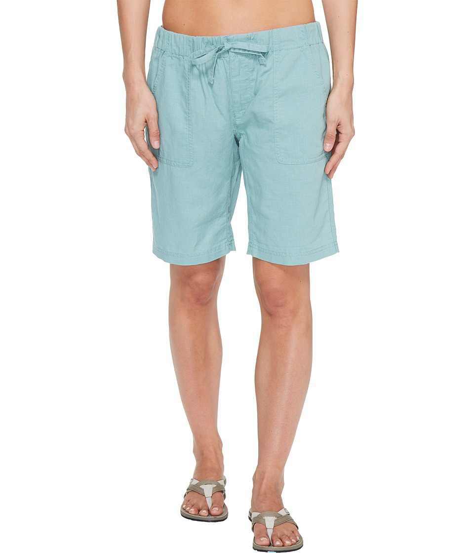 Columbia - Coastal Escapetm Long Shorts (Dusty Green) Women's Shorts