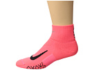 Nike Nike - Elite Cushion Quarter Running Socks