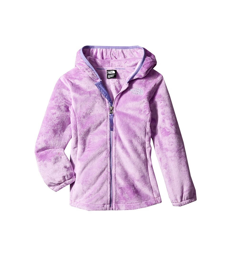 The North Face Kids - Oso 2 Hoodie (Toddler) (Violet Tulle -Prior Season) Girl's Sweatshirt