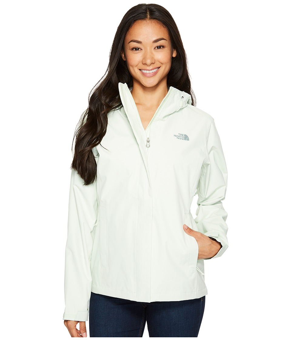 The North Face - Venture 2 Jacket (Ambrosia Green Heather (Prior Season)) Women's Coat