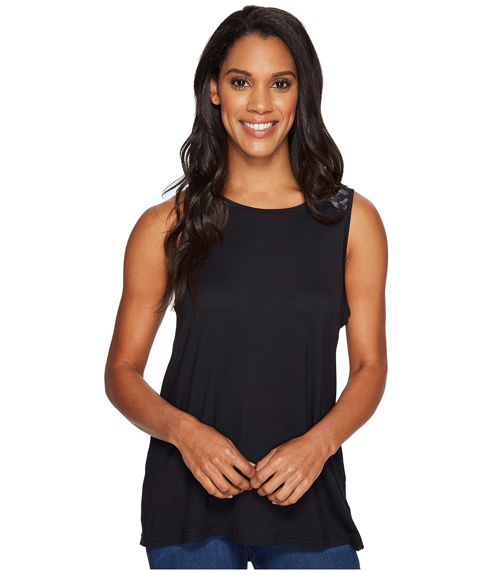 Columbia Emanating Light Tank Top (Black) Women