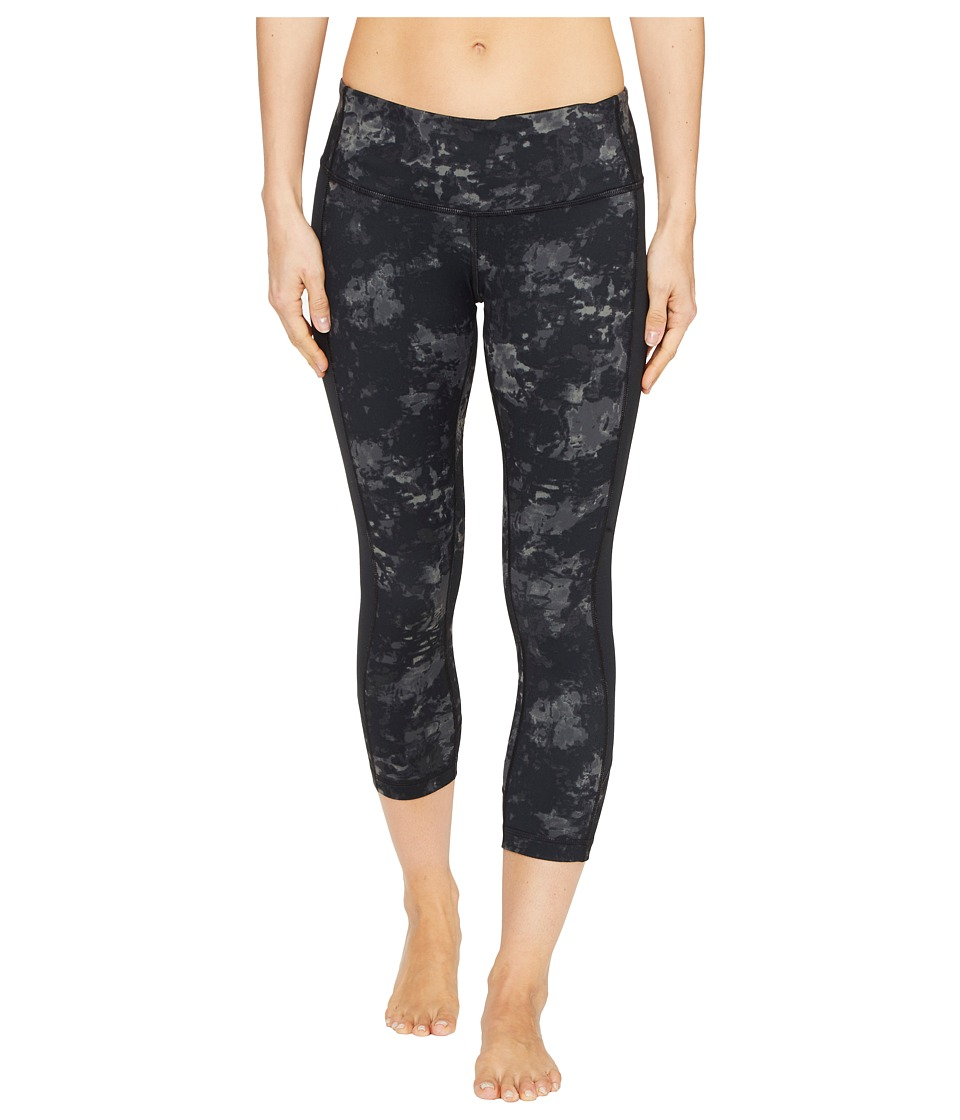 Columbia - Brooklyn Bay Capri Pants (Black Print) Women's Capri
