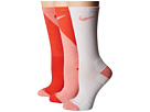 Nike Nike - Cushion Graphic Crew Training Socks 3-Pair Pack
