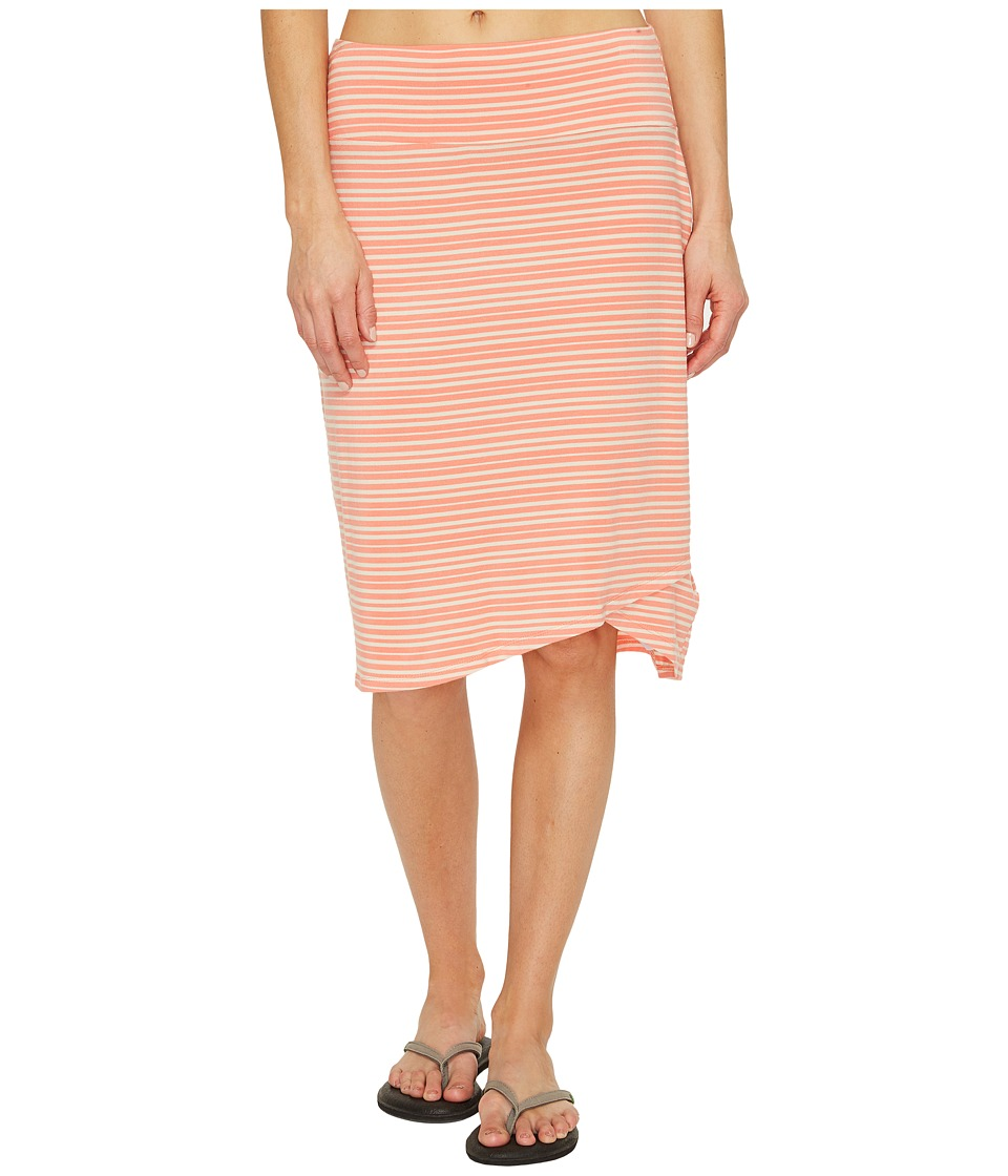 Columbia - All Who Wandertm Skirt (Lychee Stripe) Women's Skirt