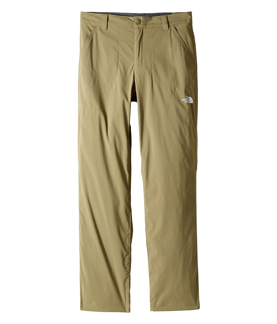 The North Face Kids - KZ Hike Pants (Little Kids/Big Kids) (Burnt Olive Green (Prior Season)) Boy's Outerwear