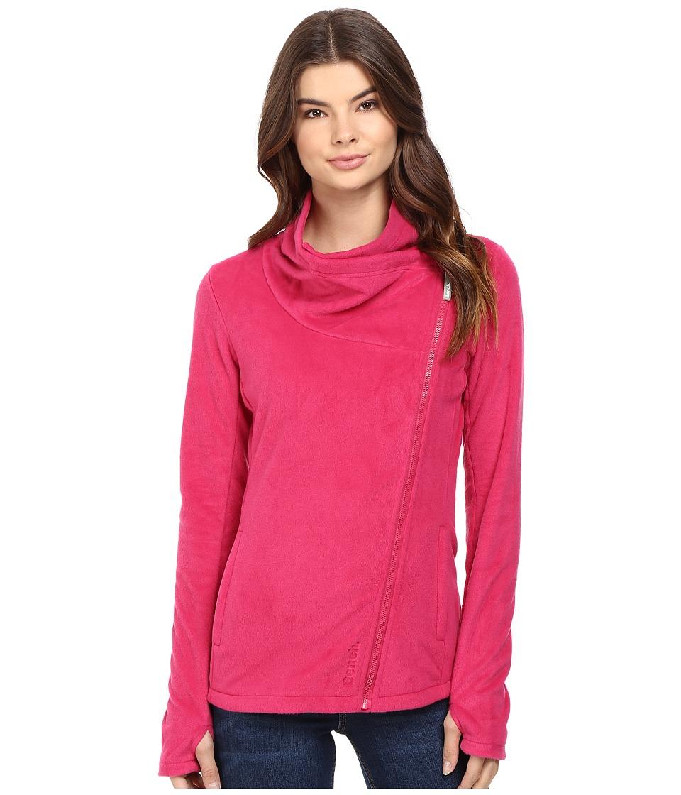 Bench - Riskrunner Sweatshirt (Sangria) Women's Sweatshirt