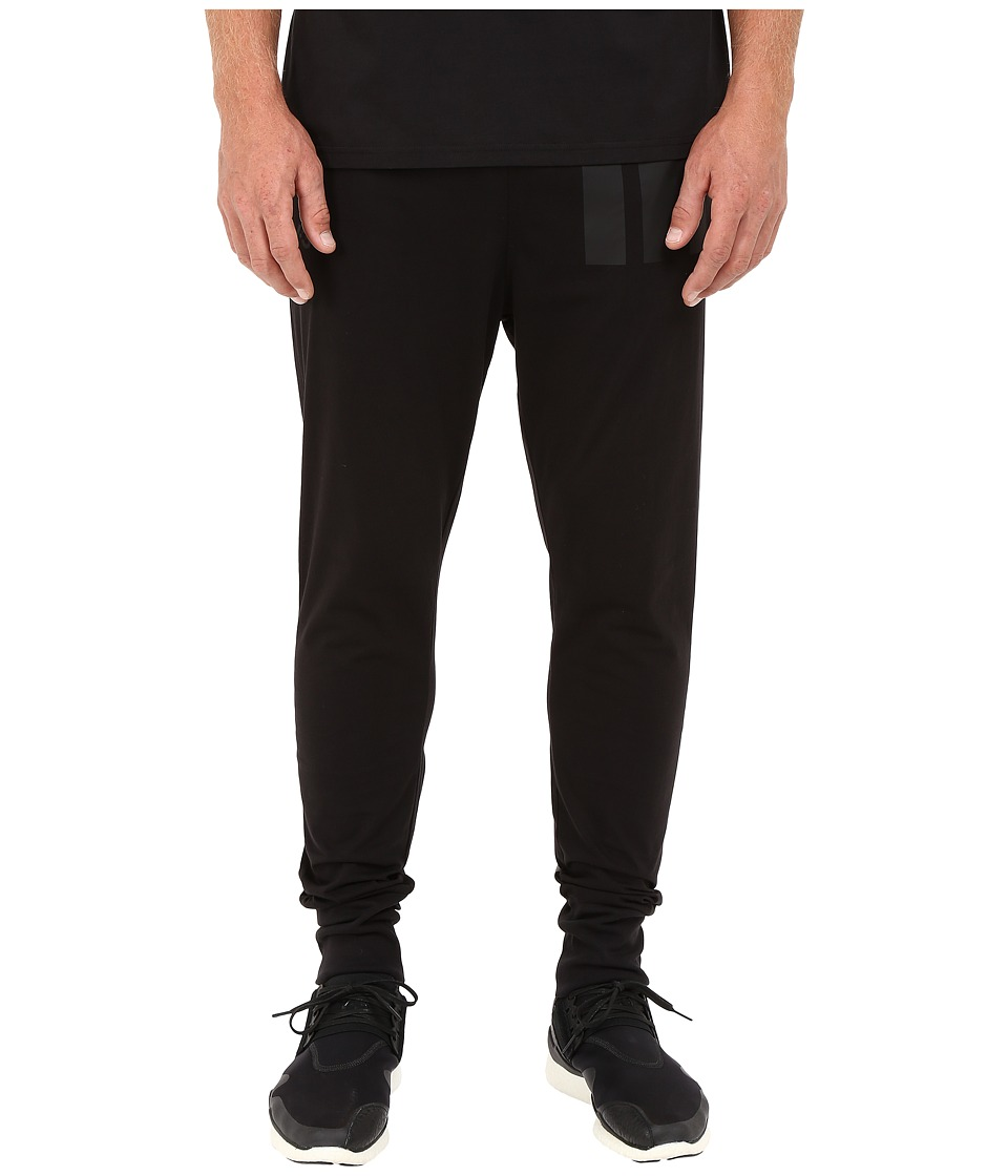 adidas Y-3 by Yohji Yamamoto - 3S Long John (Black) Men's Casual Pants