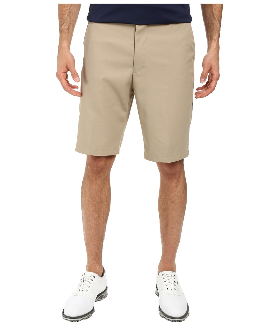 Dockers Men's - Classic Fit Flat Front Golf Shorts (Dockers Khaki) Men's Shorts