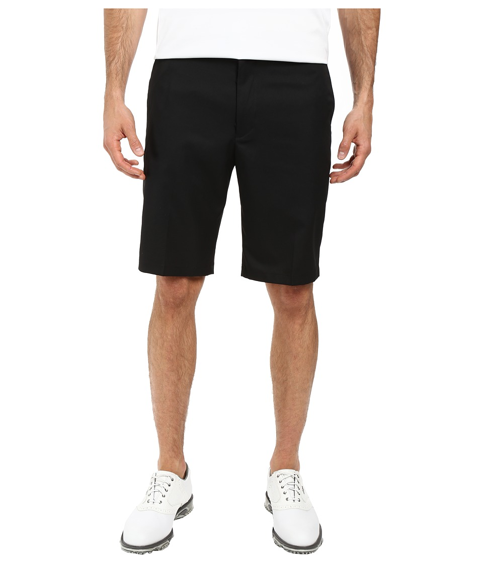 Dockers Men's - Classic Fit Flat Front Golf Shorts (Black Metal) Men's Shorts