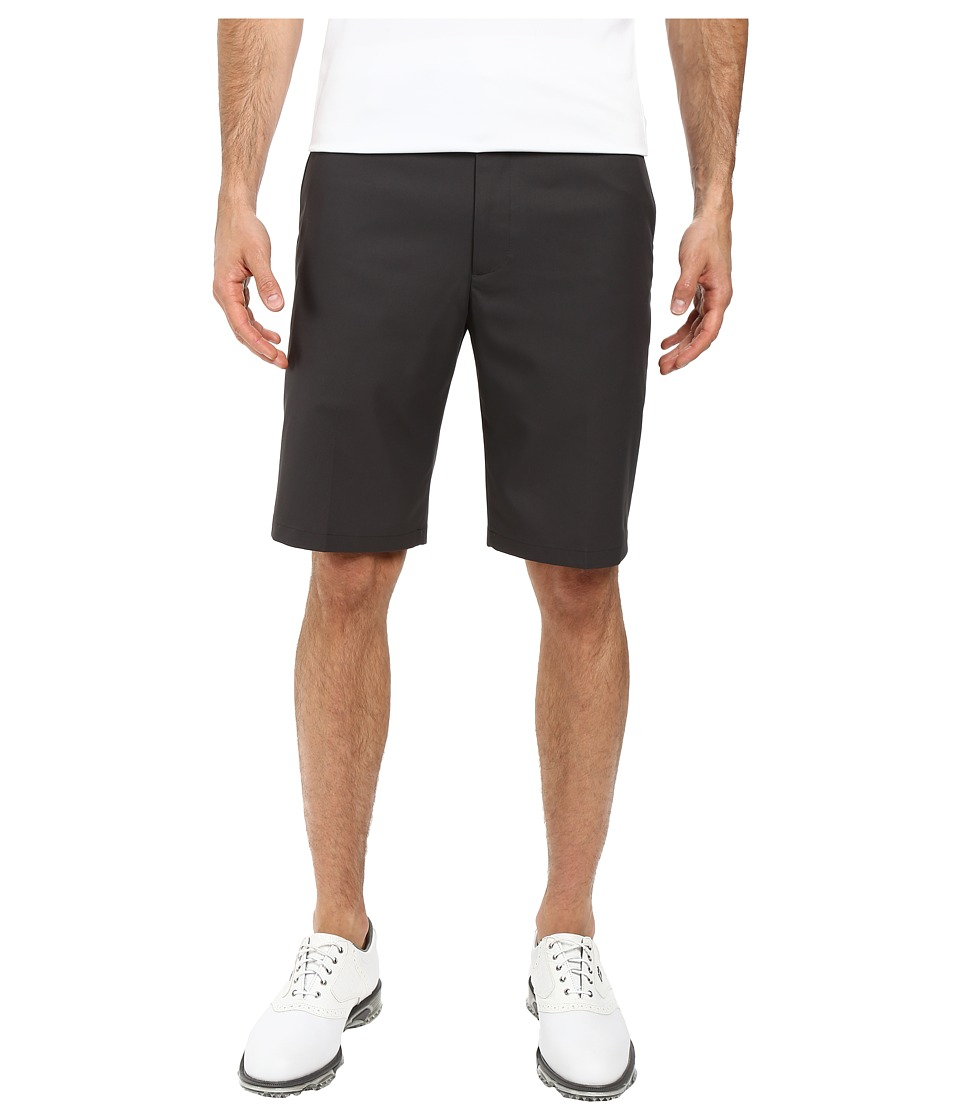 Dockers Men's - Classic Fit Flat Front Golf Shorts (Steelhead) Men's Shorts