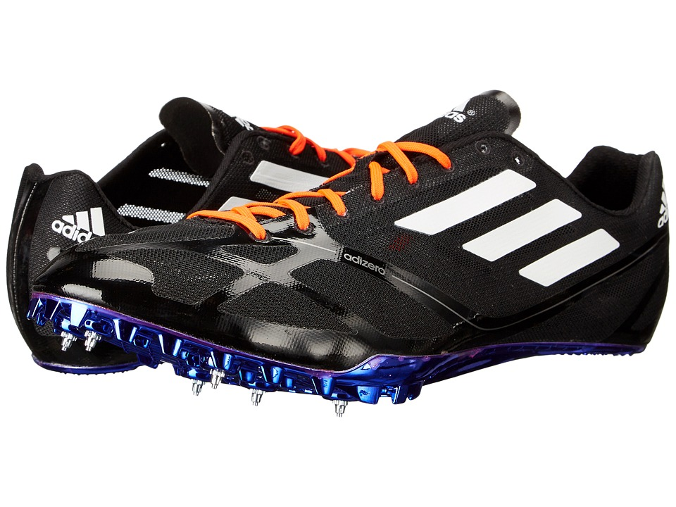 adidas - Adizero Prime Finesse (Black/White/Black) Athletic Shoes