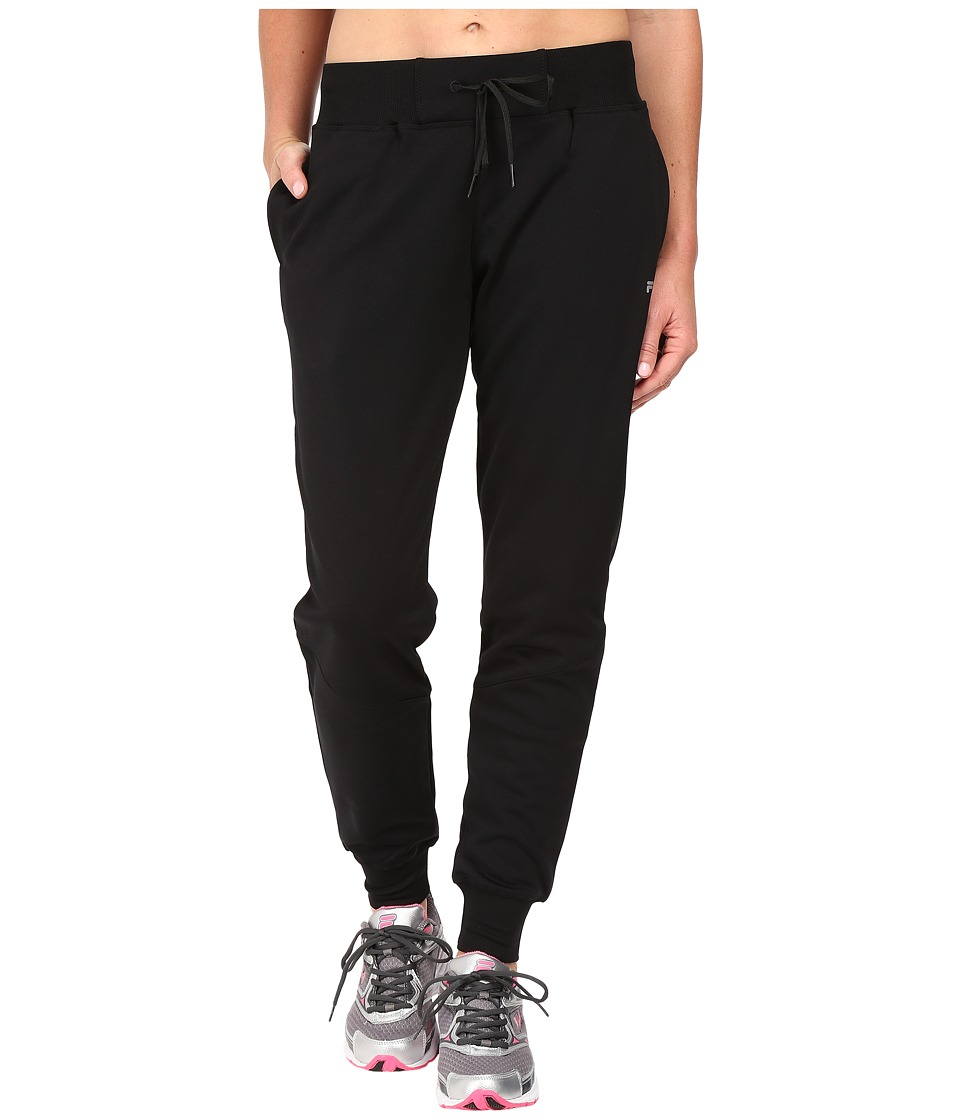 Fila - Zen Pants (Black) Women's Casual Pants