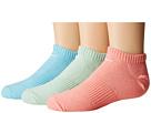 Nike Kids - Lightweight Cotton Cushion No Show 3-Pair Pack (Toddler/Little Kid/Big Kid)