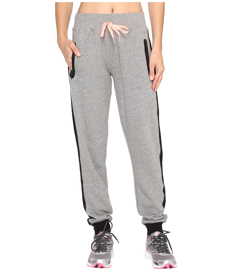 Fila - Future Pants (Varsity Heather/Black) Women's Casual Pants