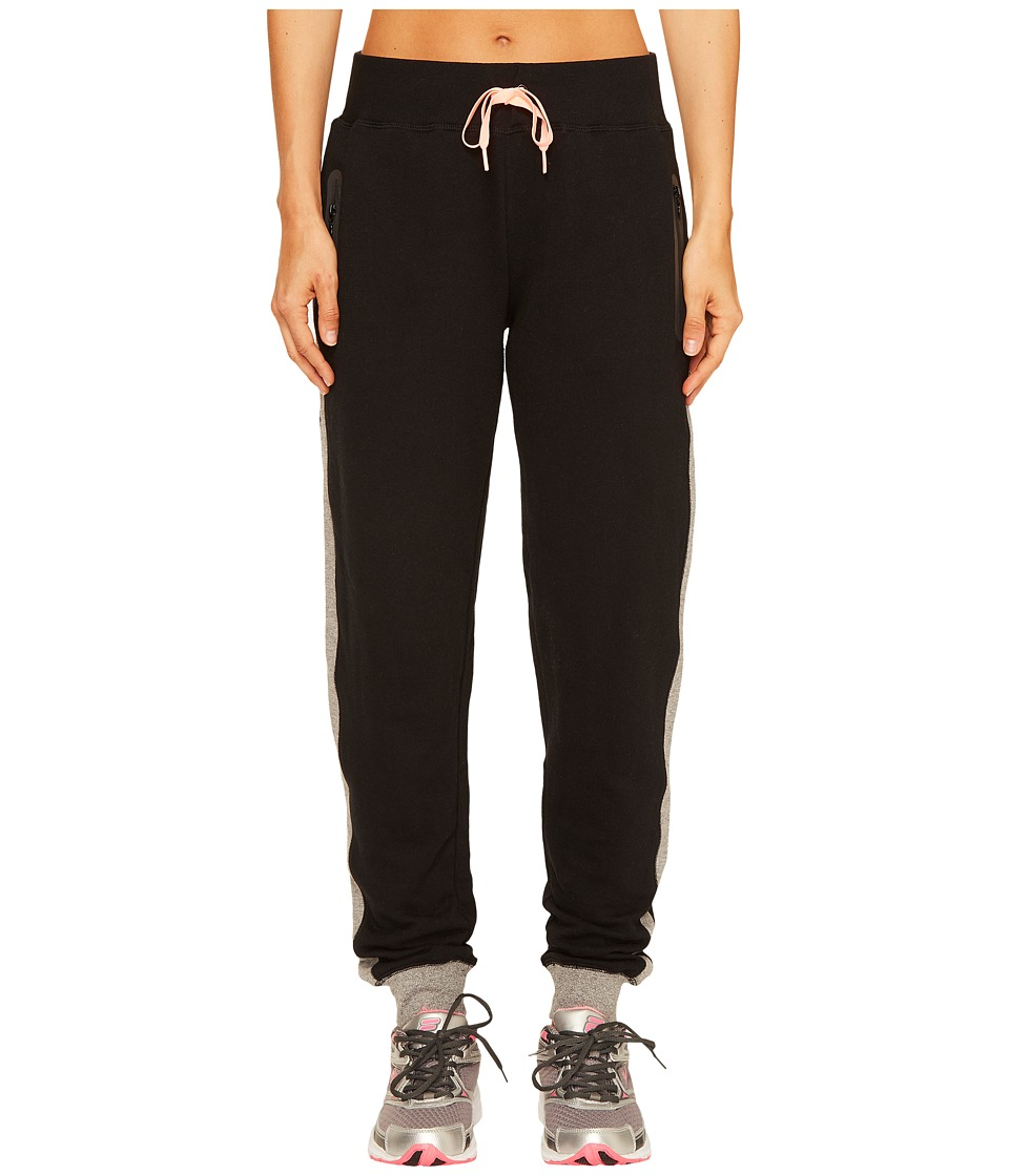 Fila - Future Pants (Black/Varsity Heather/Spanish Peach) Women's Casual Pants