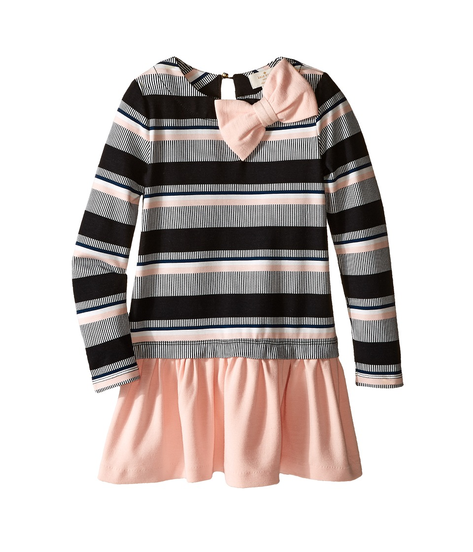 Kate Spade New York Kids - Bay Stripe Dress (Toddler/Little Kids) (Bay Stripe) Girl's Dress