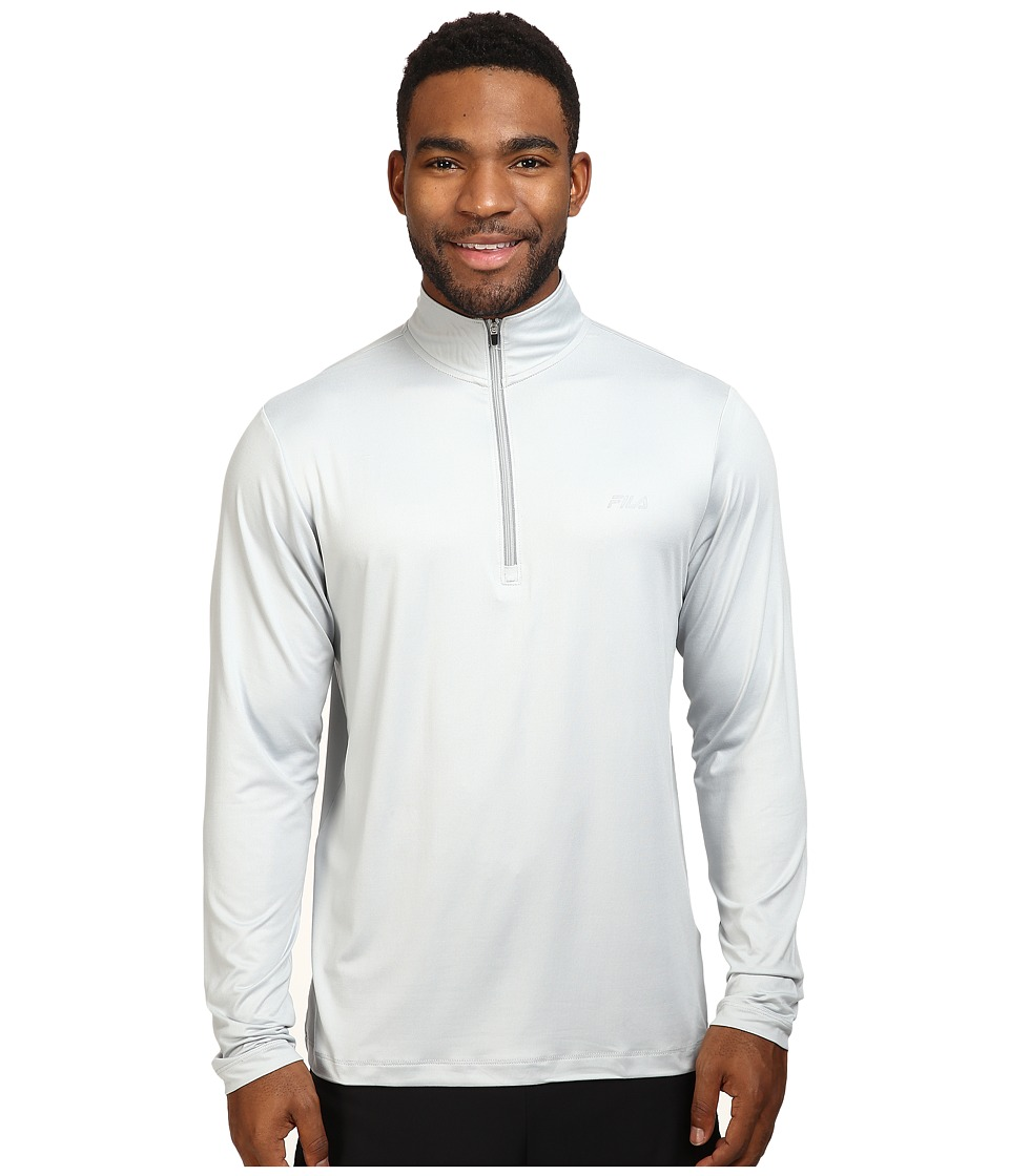 Fila - Base Layer 1/2 Zip (High-Rise) Men's Clothing
