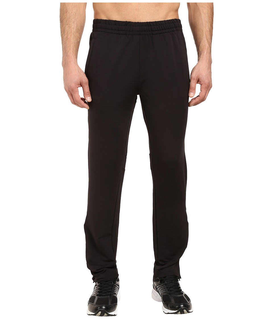 Fila - Performance Trackster II Pants (Black) Men's Casual Pants