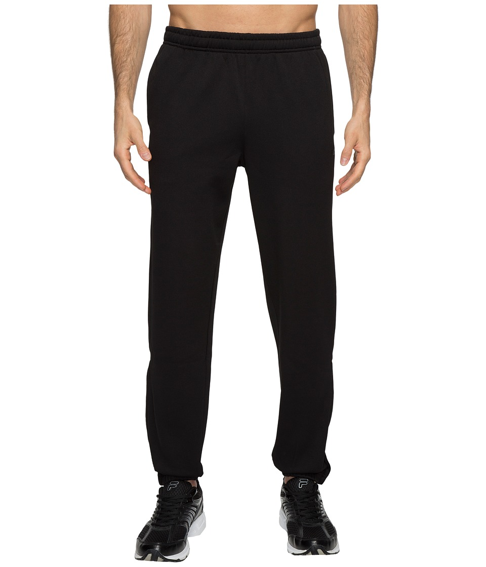 Fila - Magnum Pants (Black/High-Rise) Men's Casual Pants