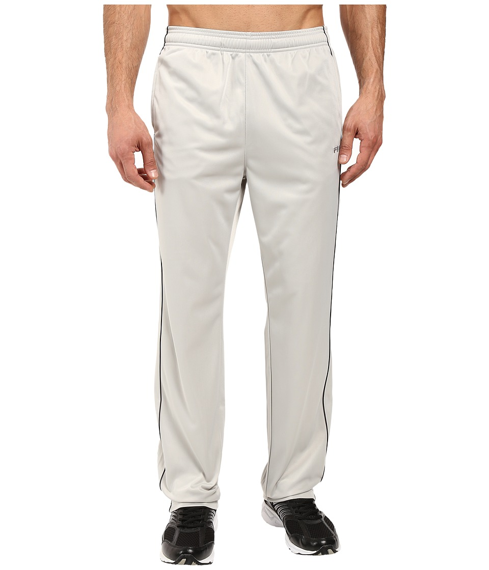 Fila - Sport Style Pants (High-Rise/Nine Iron) Men's Casual Pants