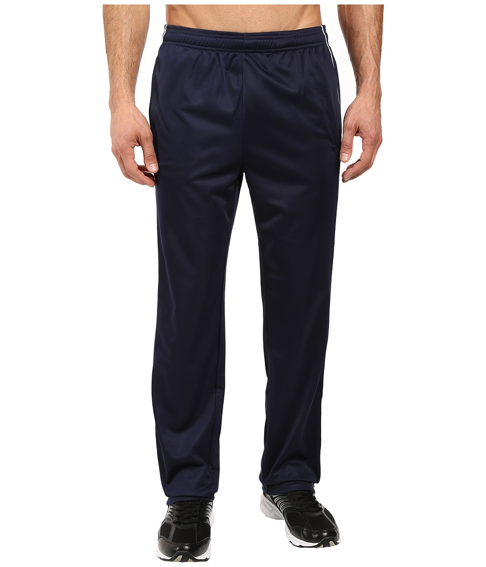 Fila - Sport Style Pants (Navy/White) Men's Casual Pants