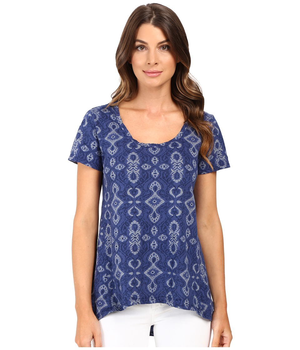 Fresh Produce - Cali Luna Top (Moonlight Blue) Women's Clothing