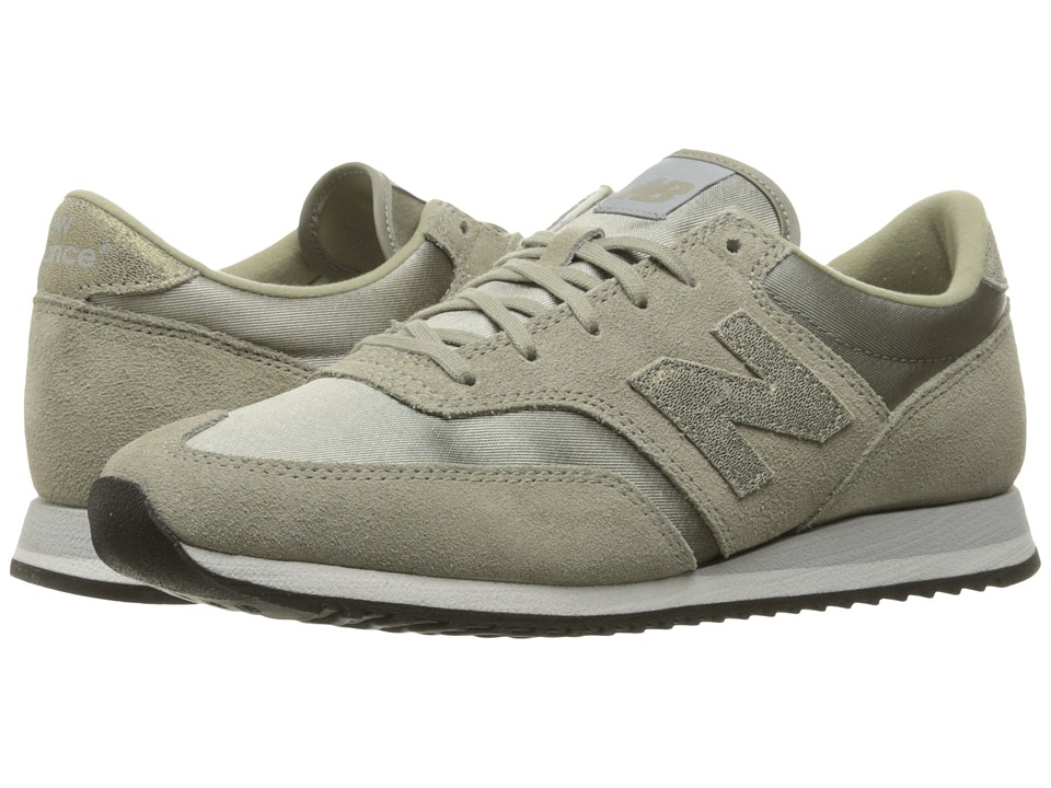New Balance Classics WL515 Womens Steel D818607DA Shoes