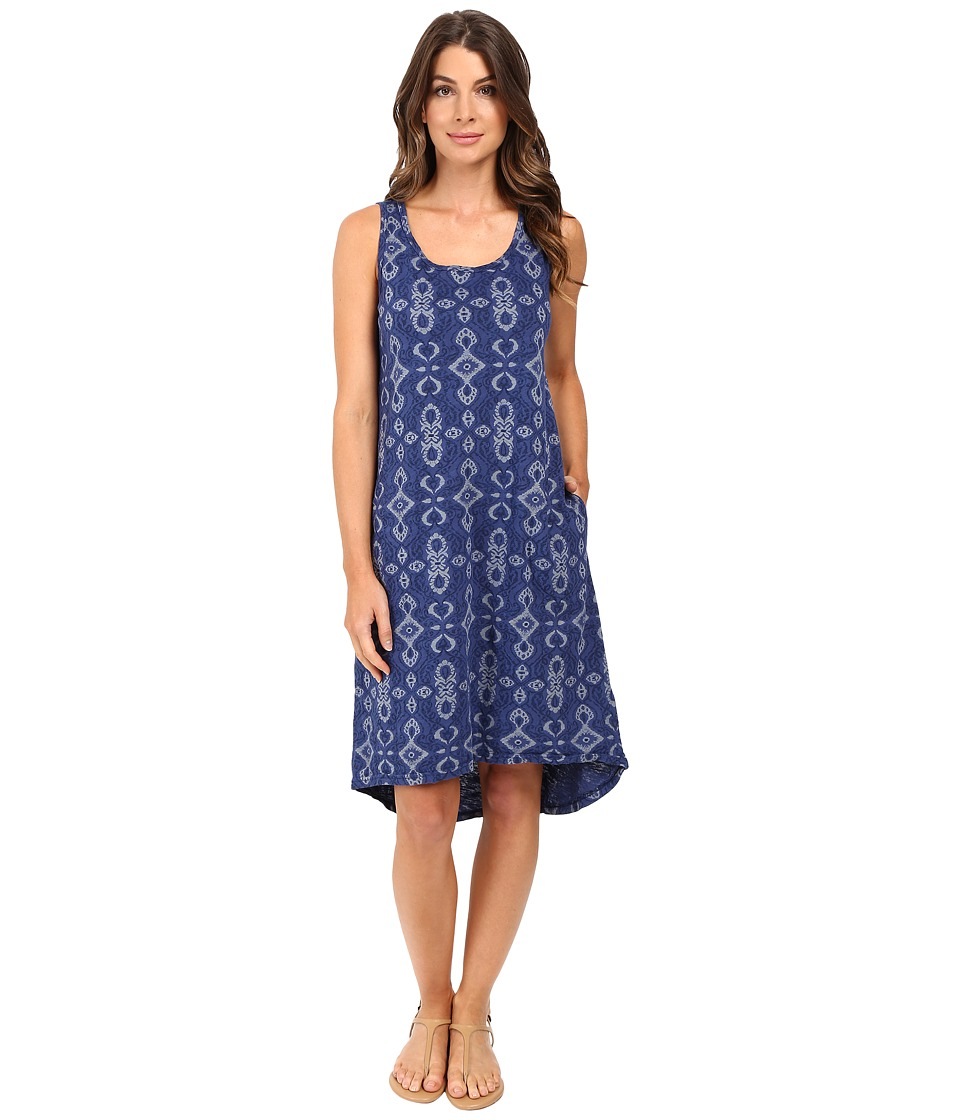 Fresh Produce - Cali Crossback Tank Dress (Moonlight Blue) Women's Dress