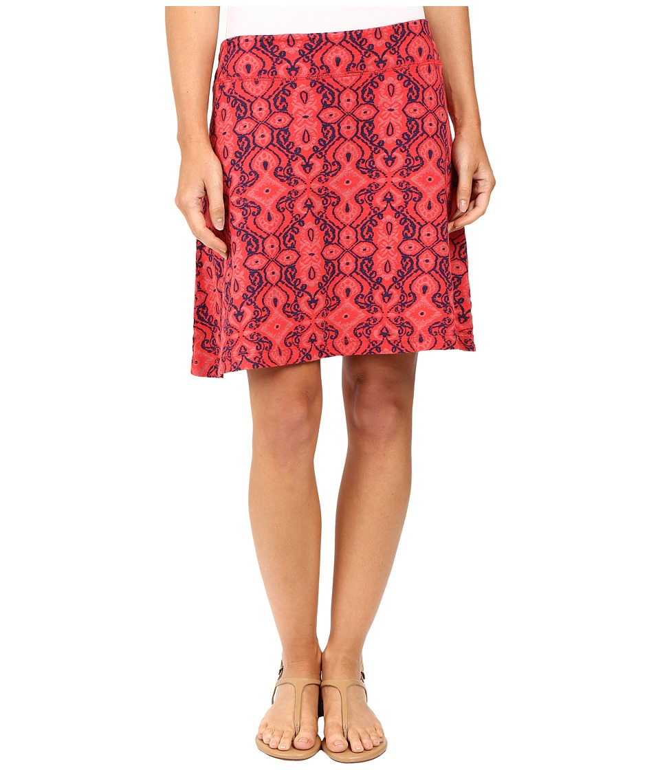 Fresh Produce - Cali Marina Skirt (Barn Red) Women's Skirt