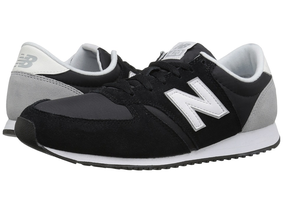 New Balance Classics - WL420v1 (Black/White 1) Women's Running Shoes