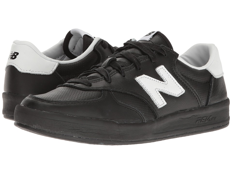 New Balance Classics - CRT300v1 (Black/Silver) Men's Court Shoes