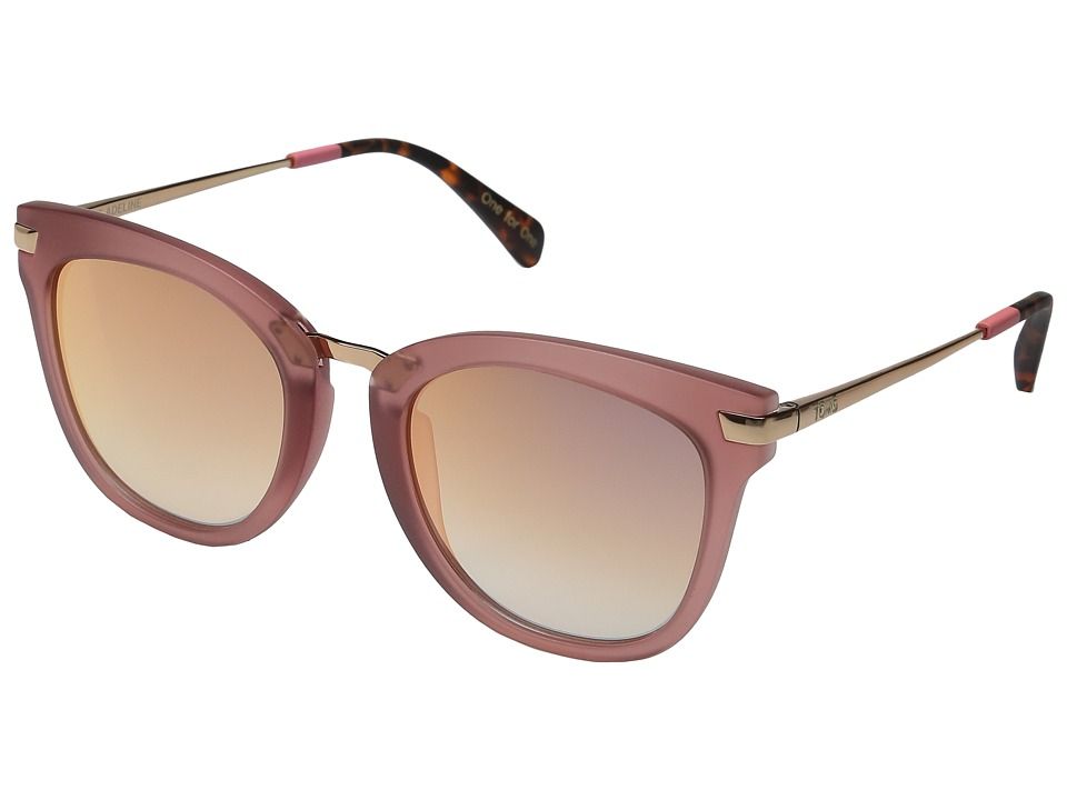 TOMS - Adeline (Medium Pink) Fashion Sunglasses