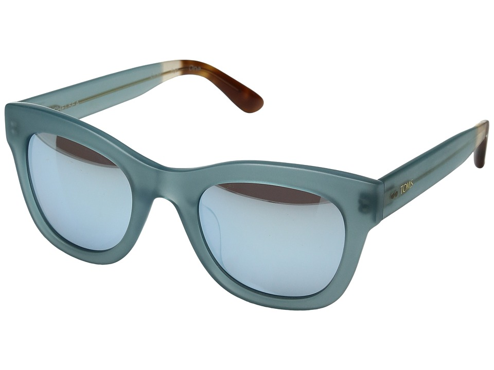 TOMS - Chelsea (Medium Blue) Fashion Sunglasses