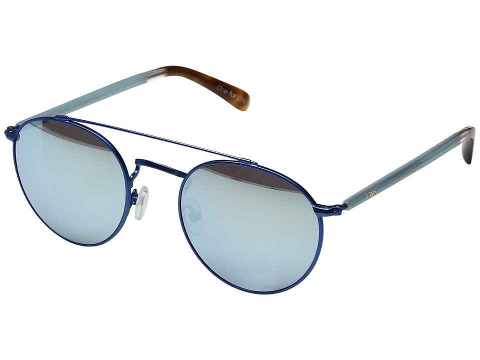 TOMS - Jarrett (Medium Blue) Fashion Sunglasses
