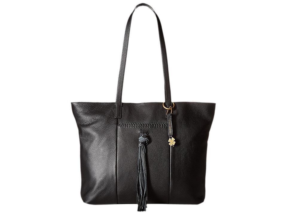 Lucky Brand - Carmen Tote (Black) Tote Handbags