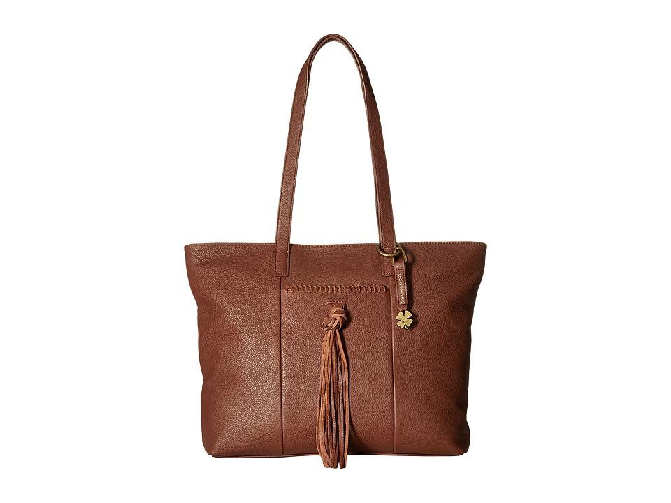 Lucky Brand - Carmen Tote (Brandy) Tote Handbags