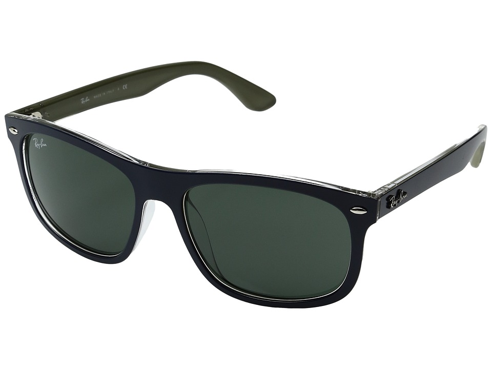 Ray-Ban - 0RB4226F (Black 1) Fashion Sunglasses