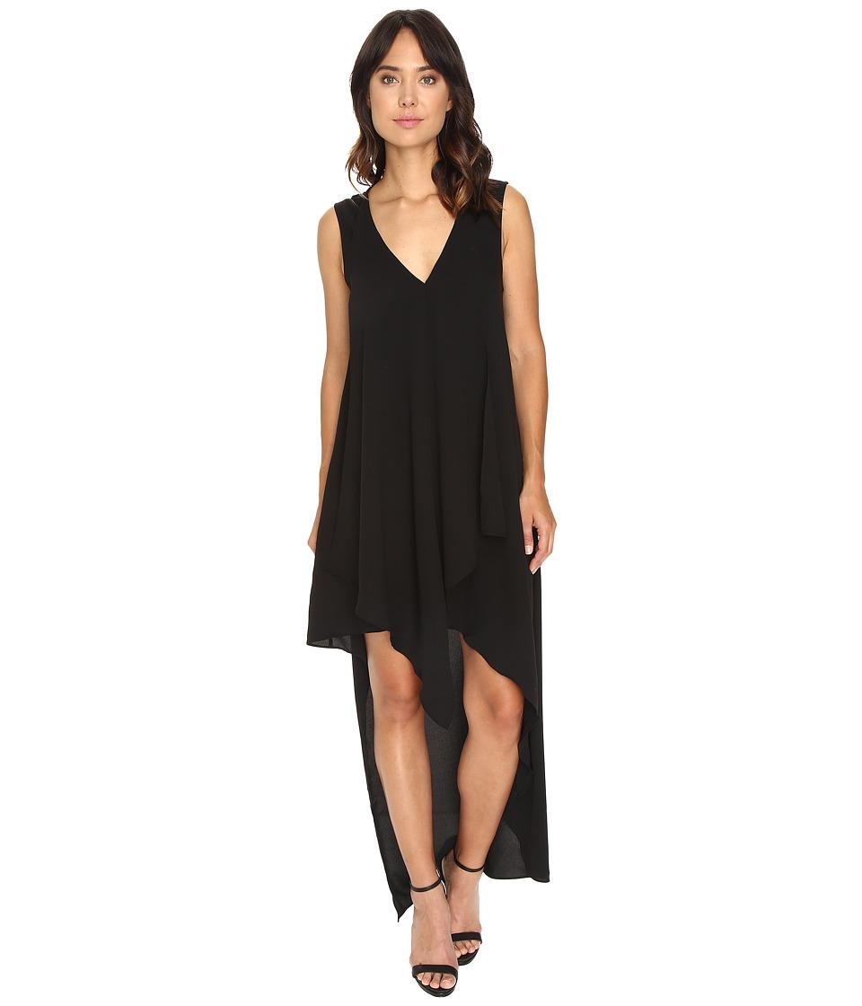 Adelyn Rae - High-Low Dress (Black) Women's Dress
