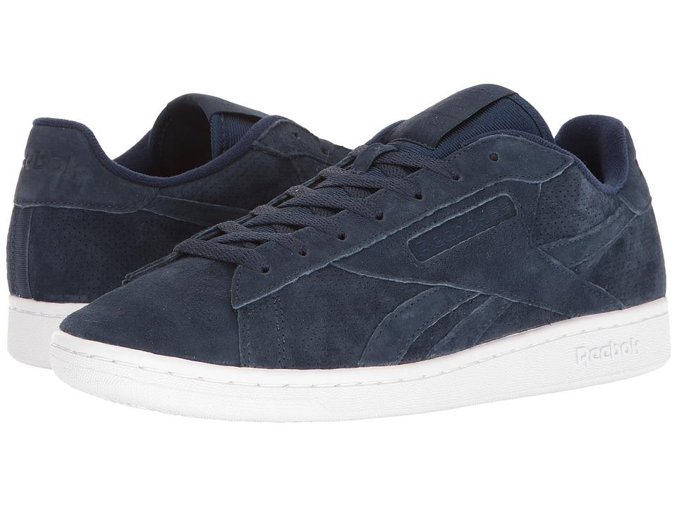 Reebok Lifestyle - NPC UK Perf (Collegiate Navy/Hunter Green/White) Men's Shoes