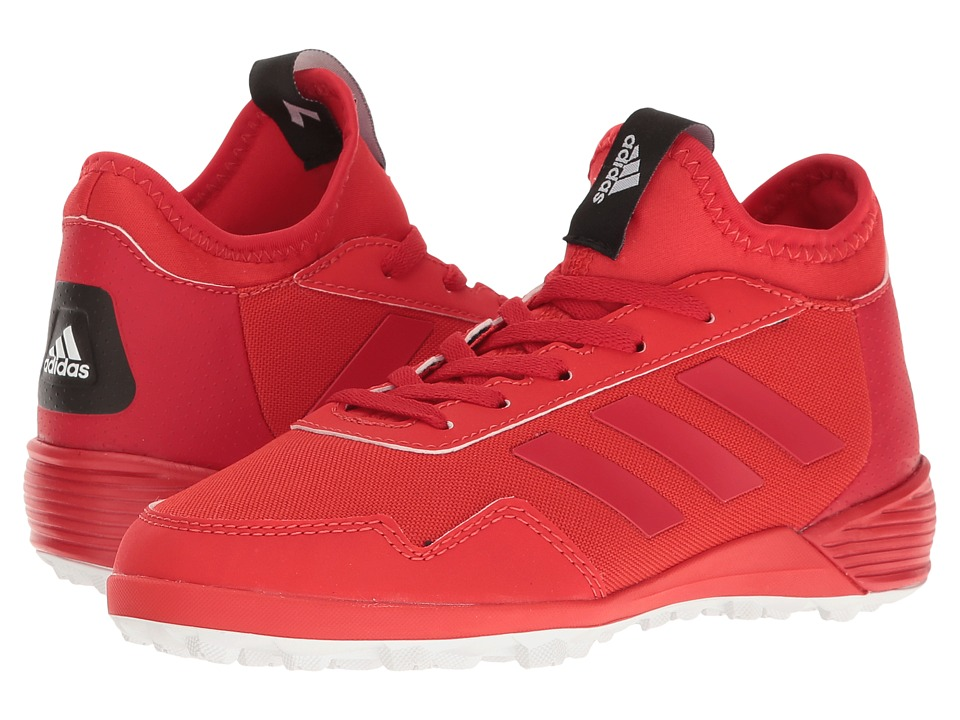 adidas Kids Ace Tango 17.2 TF Soccer (Little Kid/Big Kid) (Red/Scarlet/Black) Kids Shoes