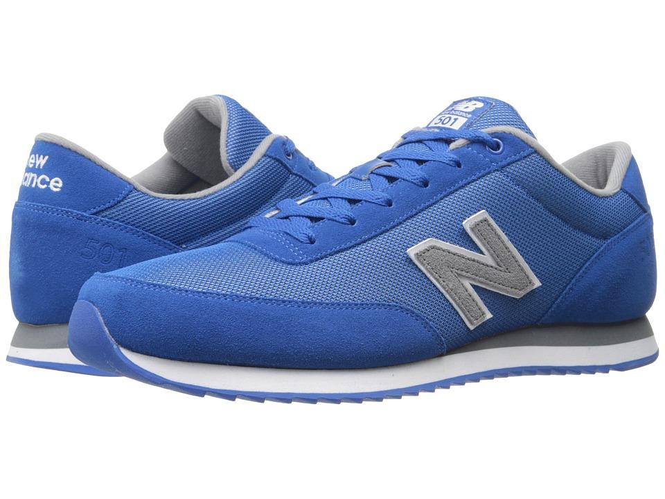 New Balance Classics MZ501v1 (Blue/Grey) Men