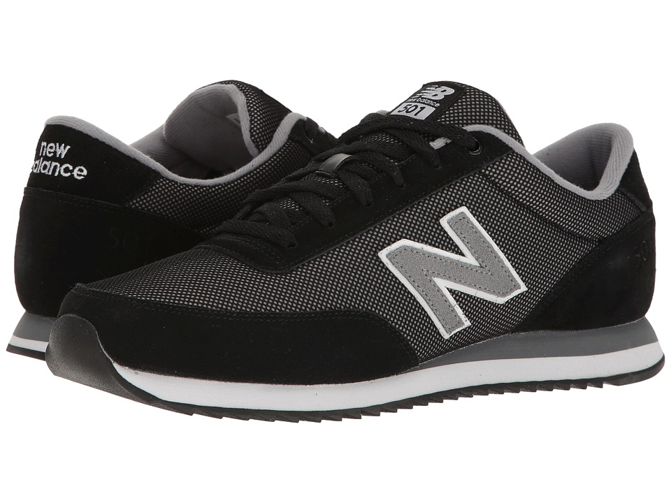 New Balance Classics MZ501v1 (Black/Grey) Men